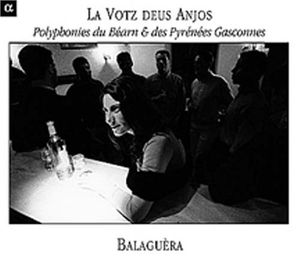 Votz Deus Anjos: Polyphony from Bearn & Pyrenees