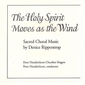 Holy Spirit Moves As the Wind