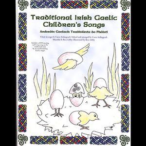 Traditional Irish Gaelic Children's Songs