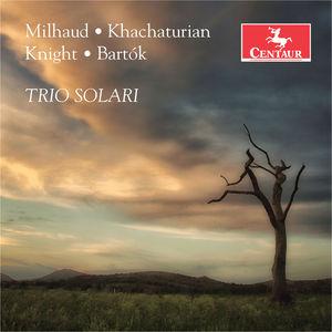 Milhaud /  Khachaturian /  Knight /  Bartoke