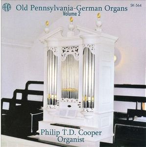Old Pennsylvania German Organs 2 /  Various