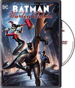 Batman and Harley Quinn