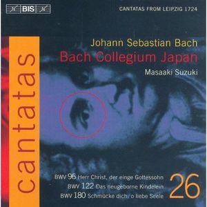 Complete Cantatas 26