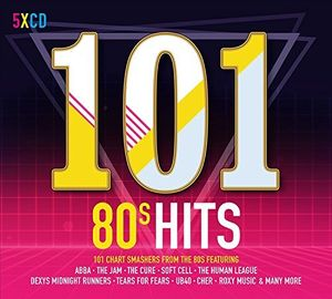 101 80s Hits /  Various [Import] , Various Artists