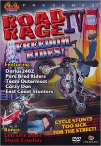 Road Rage, Vol. 4: Freedom Rides