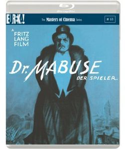 Dr. Mabuse [Import]