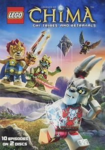 Lego: Legends of Chima Season One Part Two