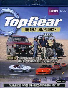 Top Gear - Great Adventures: Volume 3 [Import]