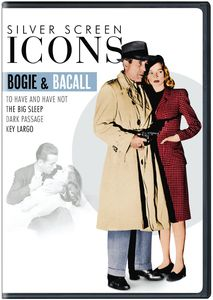Silver Screen Icons: Bogie & Bacall