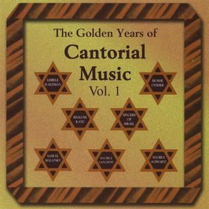 Golden Years of Cantorial Music 1 /  Various