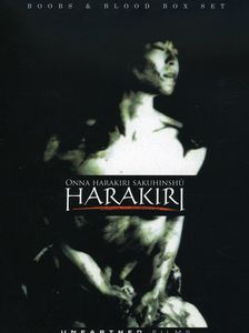 Harakiri: Boobs & Blood Box Set