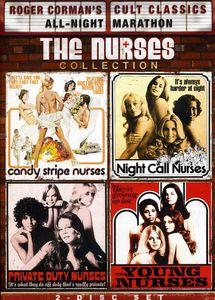 Roger Corman's Cult Classics All-Night Marathon: The Nurses Collection