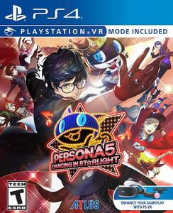 Persona 5: Dancing in Starlight for PlayStation 4
