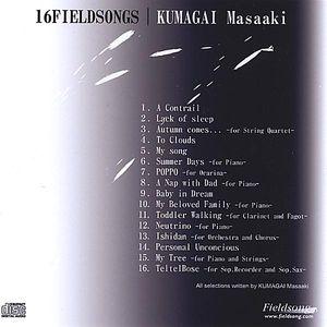 16 Fieldsongs