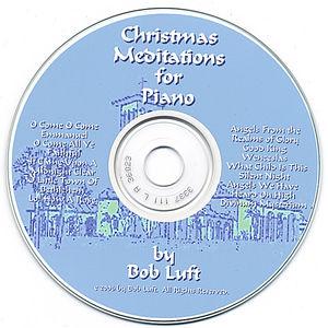 Christmas Meditations for Piano