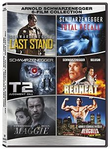 Arnold Schwarzenegger: 6-film Collection