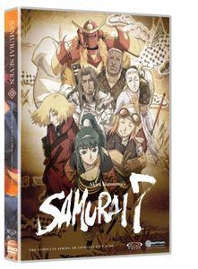 Samurai 7: VC2