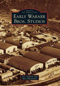EARLY WARNER BROS STUDIOS