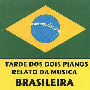 Tarde Dos Dois Pianos Relato Da Musica Brasileira