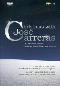 Christmas With Jose Carreras