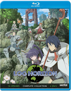 Log Horizon: Complete Collection