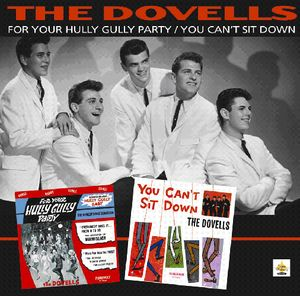 For Your Hully Gully Party /  You Cant Sit Down [Import]