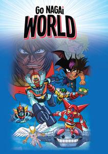 CB Character Go Nagai World