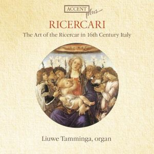 Art of Ricercar in 16th Century Italy