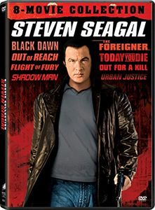 Steven Seagal: 8-Movie Collection