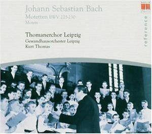 Motets BWV 225-230