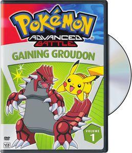 Pokemon 1: Advanced Battle - Gaining Groudon