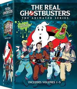 The Real Ghostbusters: Volume 1-5