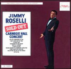Sold Out-Carnegie Hall