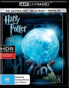 Harry Potter & The Order Of The Phoenix [Import]