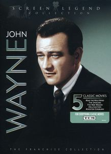John Wayne: Screen Legend Collection