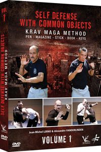 Self Defense With Common Objects Krav Maga Method, Vol. 1