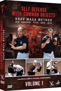 Self Defense With Common Objects Krav Maga Method, Vol. 1