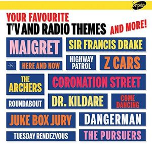 Your Favourite Tv & Radio Themes & More /  Various