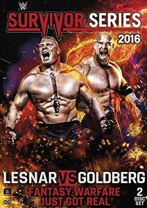 WWE: Survivor Series 2016