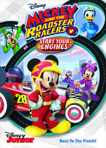 Mickey and the Roadster Racers: Start Your Engines
