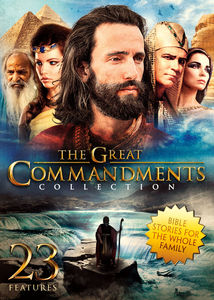 Great Commandments Collection - 23 Features , Cornel Wilde