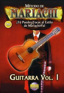 Metodo De Mariachi Guitarra: Volume 1: Spanish Only