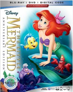The Little Mermaid (The Walt Disney Signature Collection) (Anniversary Edition)