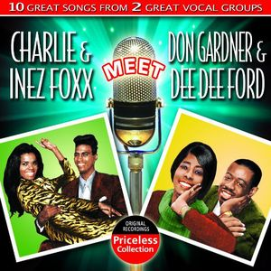 Inez and Charlie Foxx Meet Don Gardner and Dee Dee Ford