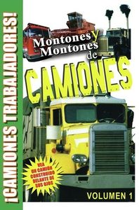 Lots and Lots of Trucks Vol. 1 DVD in Spanish