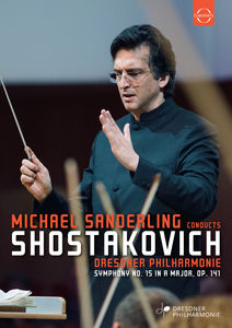 Michael Sanderling Conducts Shostakovich [Import]