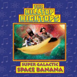 Super Galactic Space Banana