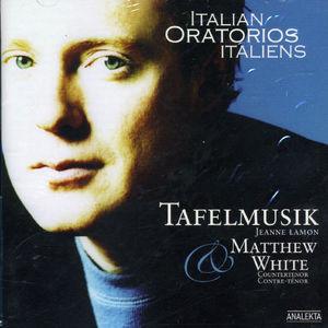 Italian Oratorios