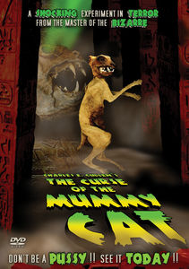 Curse of the Mummy Cat