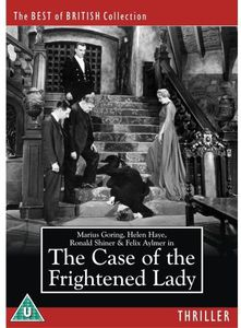 Case of the Frightened Lady [Import]